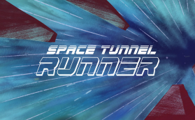 Space Tunnel Runner (WIP) - Composer and Sound Designer