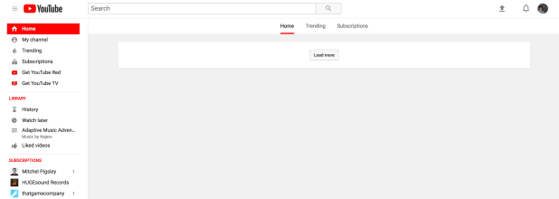 YouTube Blocked!